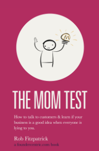 The Mom Test Cover